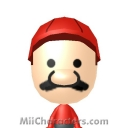Mini Mario Mii Image by J1N2G