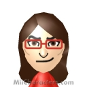 Tina Fey Mii Image by Chestface