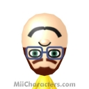 Upside Down Face Mii Image by epicgirl234