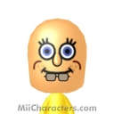 SpongeBob SquarePants Mii Image by 3ds mii