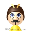 Bee Mario Mii Image by awesominator