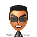 Retroman Mii Image by 3ds