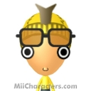 Yellow Pikmin Mii Image by matthew123