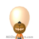 Jack-o'-lantern Mii Image by Adult Swim
