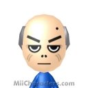 Mr. Burns Mii Image by zoxi1