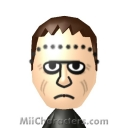 Frankenstein's Monster Mii Image by mike