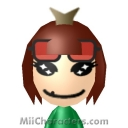 Palmon Mii Image by matthew123