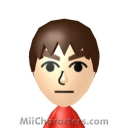 Default Male Mii Mii Image by BomberKing99