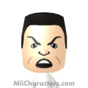 Mr. Buzzcut Mii Image by Tocci