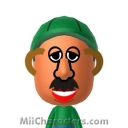 Mr. Potato Head Mii Image by celery