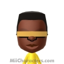 Cmdr. Geordi La Forge Mii Image by Andy Anonymous
