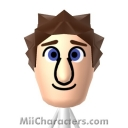 Flint Lockwood Mii Image by Andy Anonymous