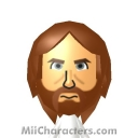 Daniel Bryan Mii Image by Trace