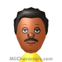 Cleveland Brown Mii Image by TerBear