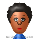 "Evelyn ""Cookie""  Brown Mii Image by TerBear"