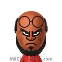 Hellboy Mii Image by Hanman