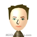 Chris Colfer Mii Image by ApeeDee