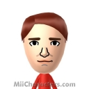 Ensign Wesley Crusher Mii Image by Andy Anonymous