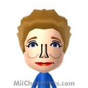 Dr. Katherine Pulaski Mii Image by Andy Anonymous
