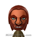 The Wolfman Mii Image by celery