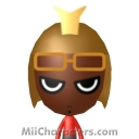 Marvin the Martian Mii Image by Aikka