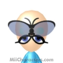 Butterfly Mii Image by Yoshdog