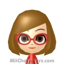 Nikki (Japanese Version) Mii Image by J1N2G