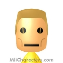 The Shuffle Bot Mii Image by NeoGamerXx