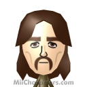 George Harrison Mii Image by Leslie