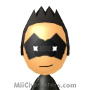 Nightwing Mii Image by Greenlink6