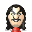 Captain Hook Mii Image by Ellink