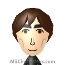 George Harrison Mii Image by Sparkey Davis
