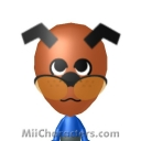 Scrappy-Doo Mii Image by Geek Squad