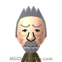 The War Doctor Mii Image by Andy Anonymous