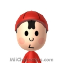 Ness Mii Image by Lone Wolf