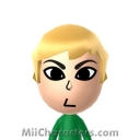 Toon Link Mii Image by Lone Wolf