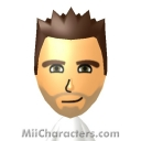Adam Levine Mii Image by Electrotapped