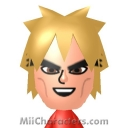 Ken Masters Mii Image by The Ben