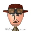 Indiana Jones Mii Image by Raysa 5.0