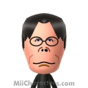 Stephen King Mii Image by celery