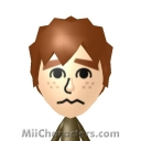 Hiccup Horrendous Haddock III Mii Image by SAE