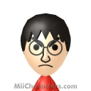 Harry Potter Mii Image by SAE