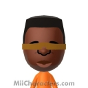 Geordi La Forge Mii Image by celery