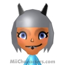 Ms Fortune Mii Image by Eben Frostey