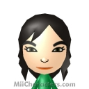 Bjork Mii Image by Carl Sagan