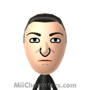 H. P. Lovecraft Mii Image by Andy Anonymous