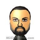 Damien Sandow Mii Image by MCRMY119