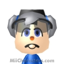 Mappy Mii Image by KNG Keegan