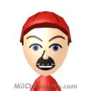 Mario Mii Image by braycaycal