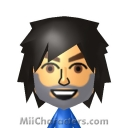 Chris McLean Mii Image by Max D